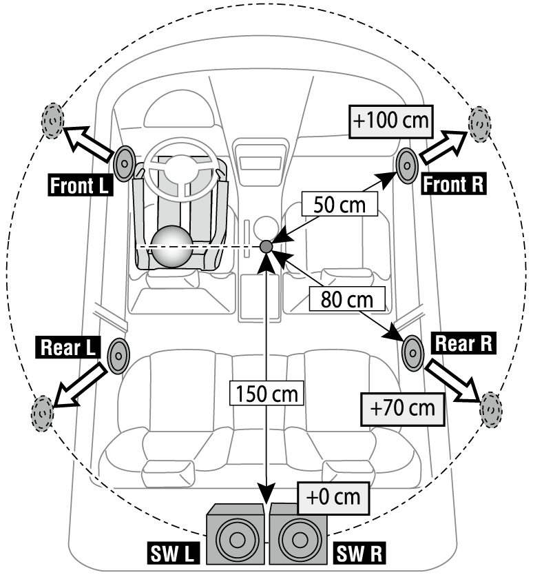 2 Channel 4 Speaker Wiring Diagram